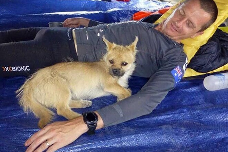 Ο Μαραθώνιος δημιούργησε μία παντοτινή φιλία - Μίλα στο Σκύλο σου - Ιστορίες